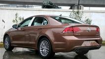 Volkswagen NMC production version spy photo