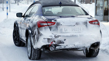 Maserati Levante Mule spy photo