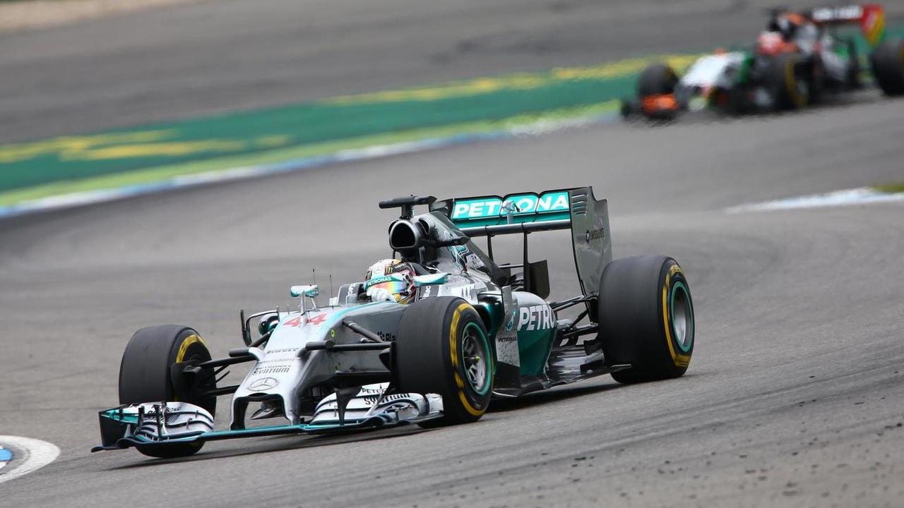 Lewis Hamilton (GBR), 20.07.2014, German Grand Prix, Hockenheim / XPB