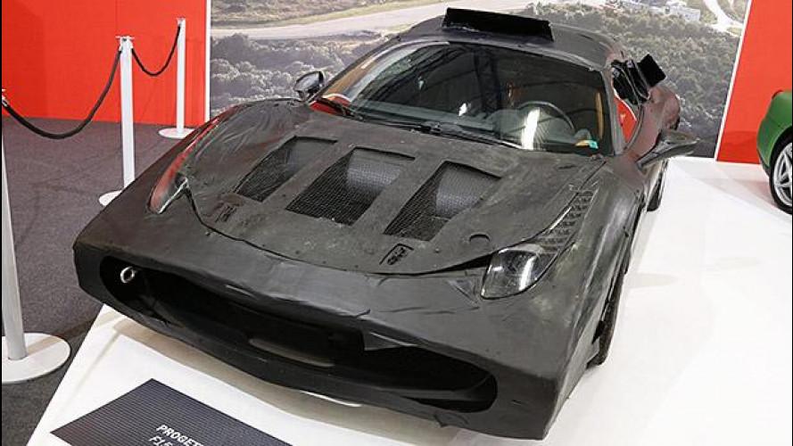 Auto e Moto d'Epoca, lo sbarco delle Ferrari