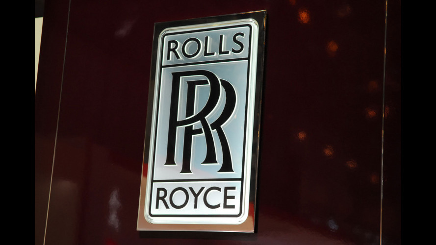 Il motore della Rolls-Royce 200EX