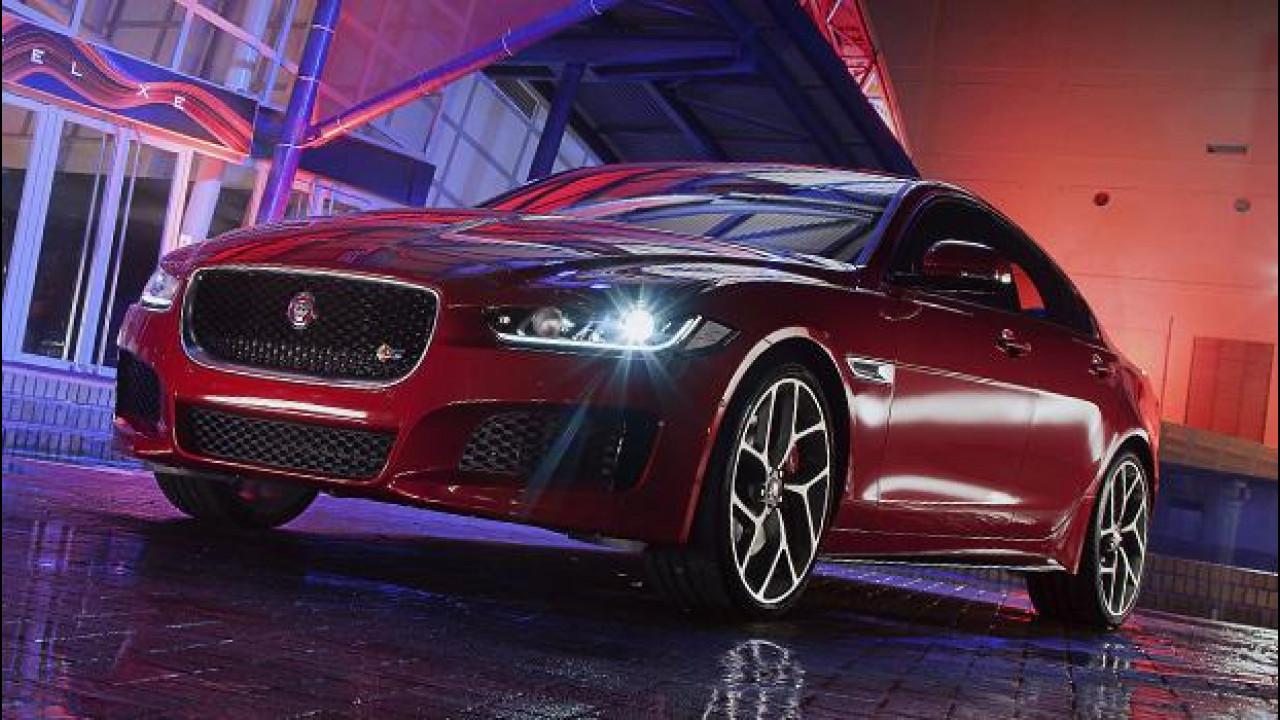 [Copertina] - Jaguar XE, mega-presentazione da musical londinese [VIDEO]