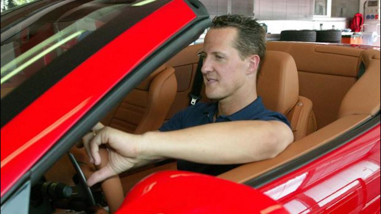 [Copertina] - Schumacher torna a casa