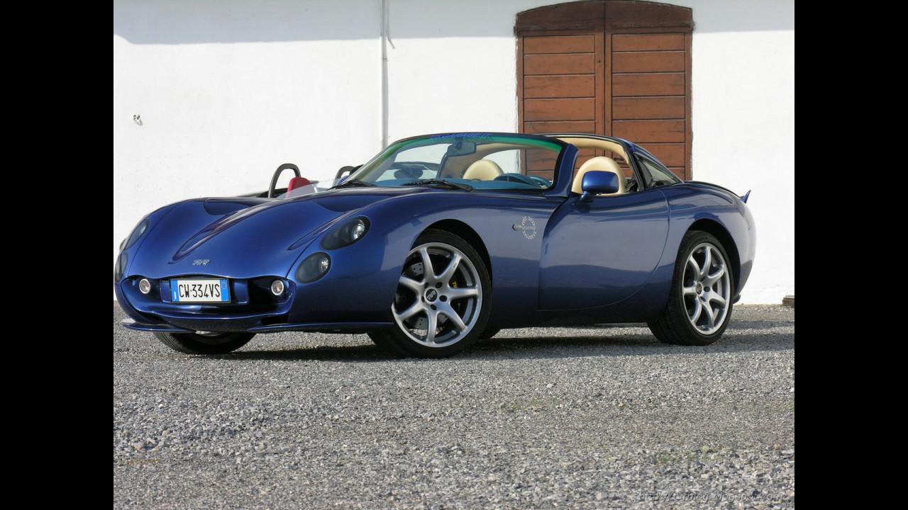 TVR Tuscan Mk2