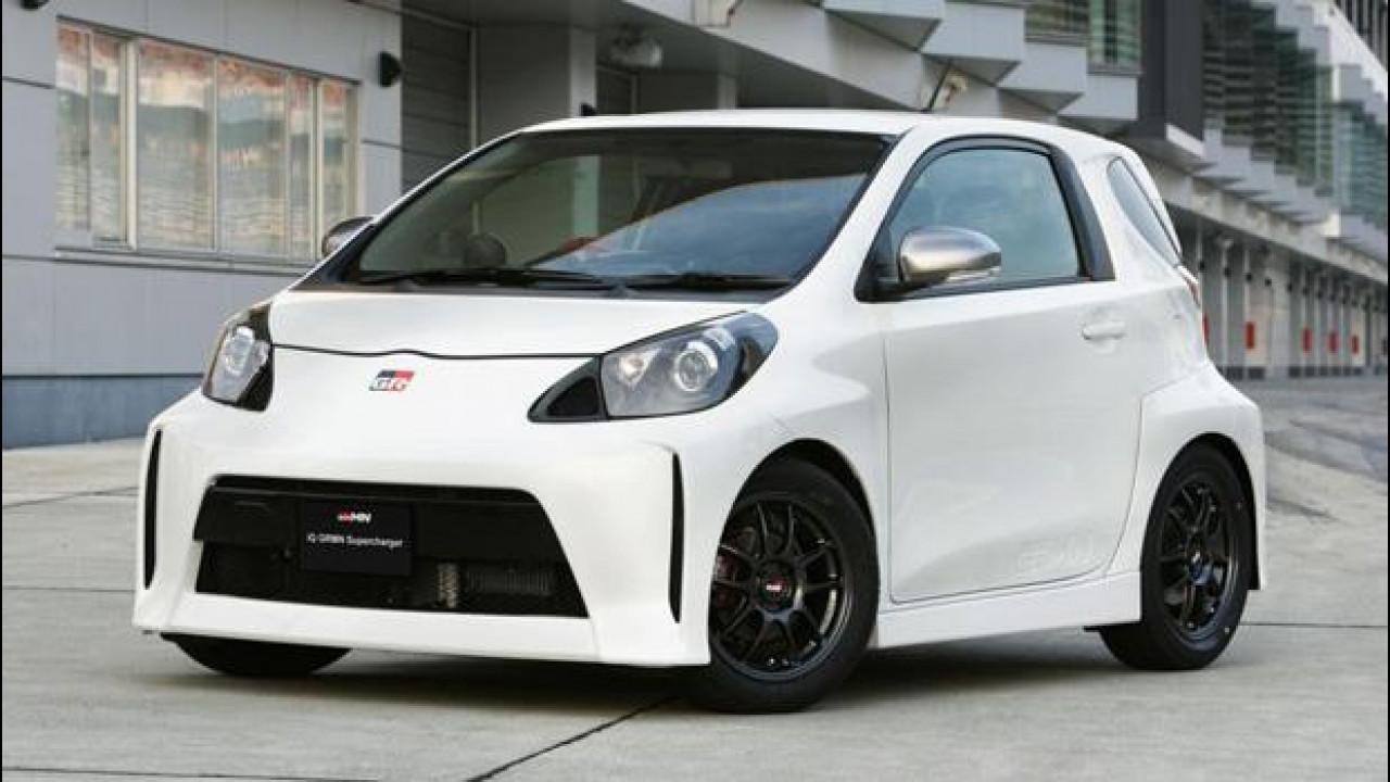 [Copertina] - Toyota iQ GRMN Supercharger
