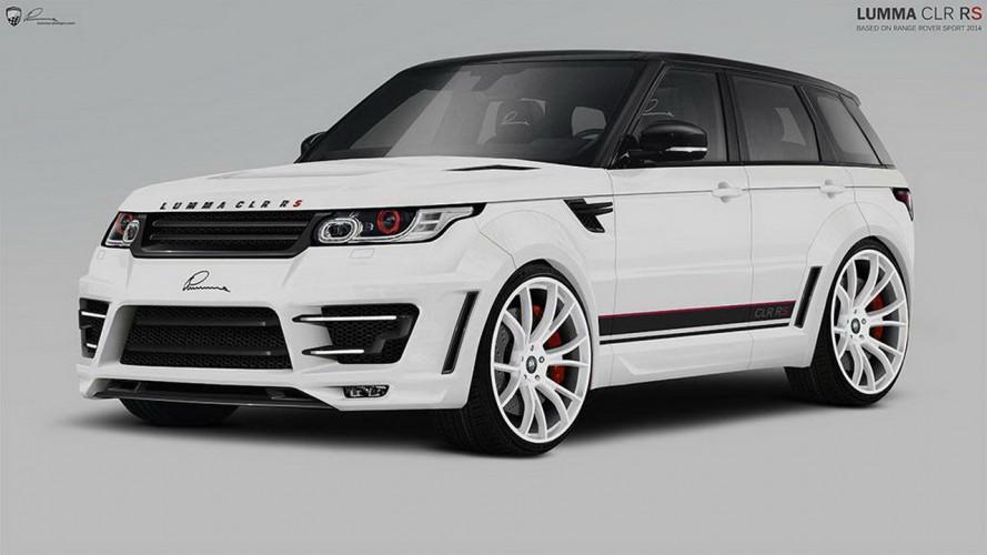 "Lumma-Design ""ridisegna"" la Range Rover Sport"