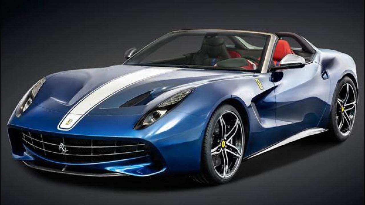 [Copertina] - Ferrari F60 America