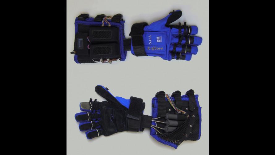 K-Glove: il guanto robotico di NASA e GM
