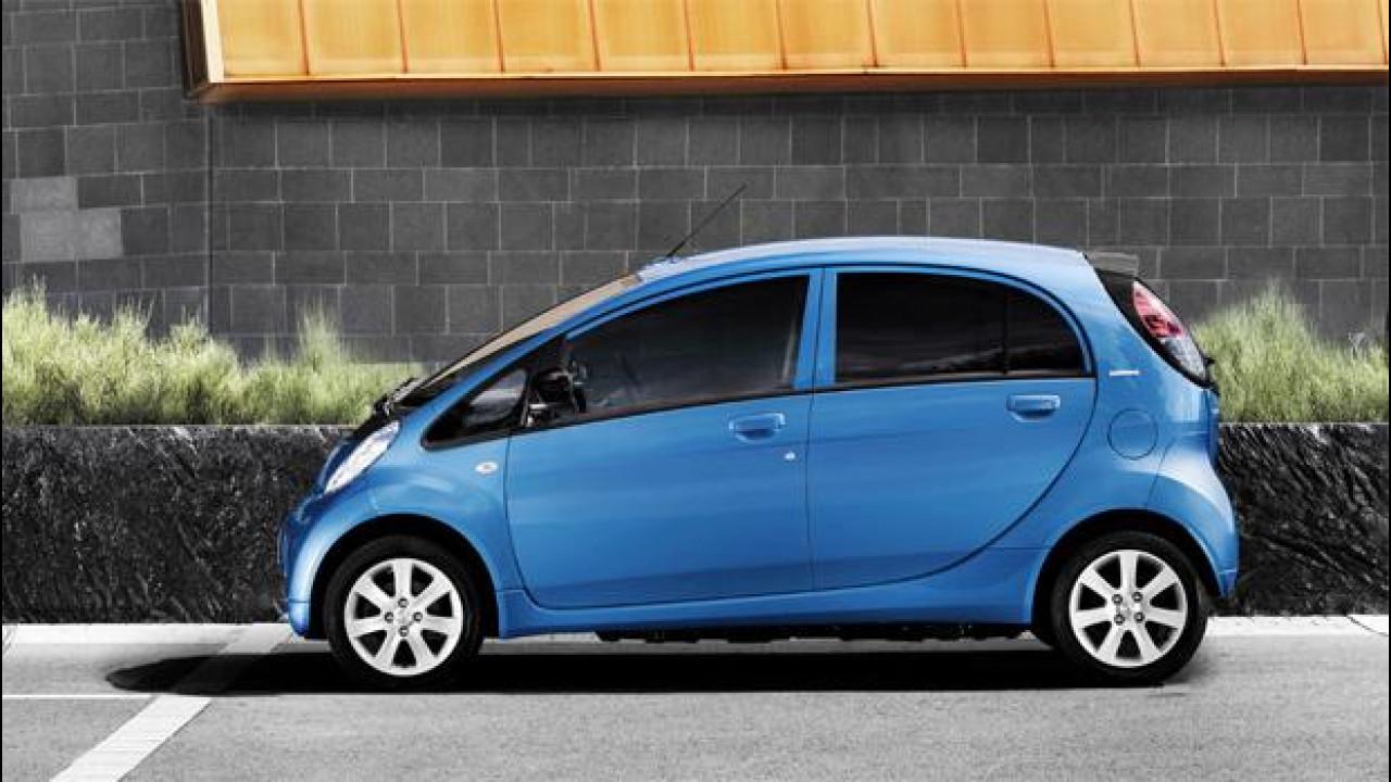 [Copertina] - Mitsubishi, stop alla produzione delle auto elettriche PSA