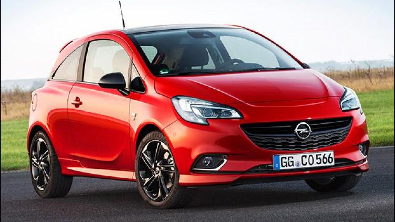 [Copertina] - Opel Corsa OPC Line: il look è sportivo