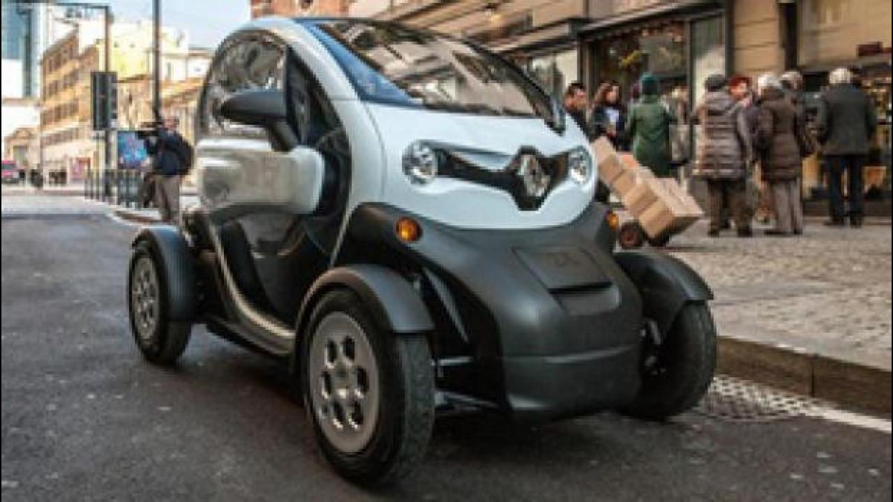 [Copertina] - Renault Twizy Cargo, la prova delle consegne urbane