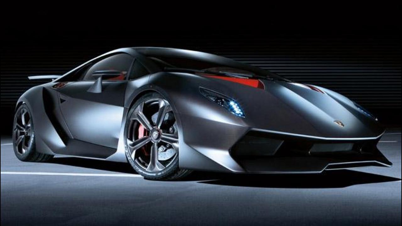 [Copertina] - Lamborghini Sesto Elemento: la concept è di serie