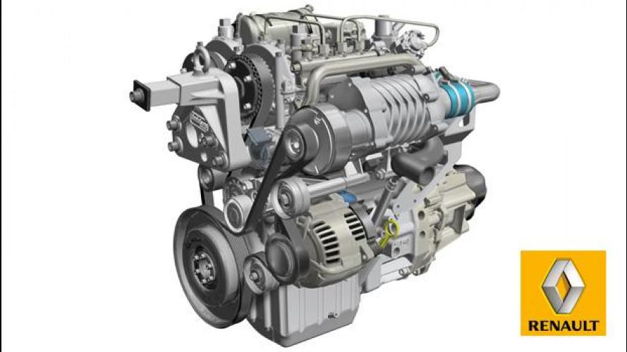 Renault POWERFUL, il diesel a due tempi del futuro