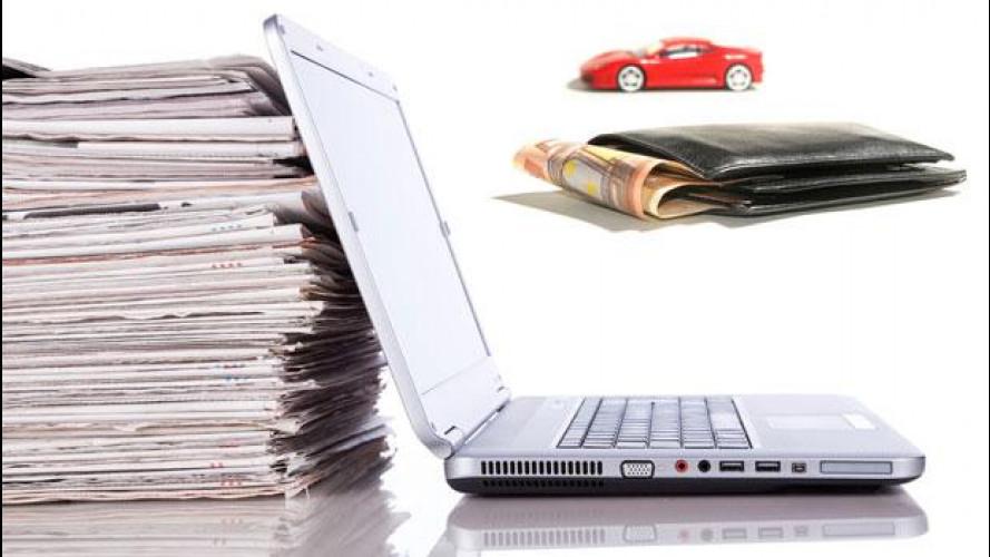 Incentivi auto 2013, tra poco disponibili tramite Internet