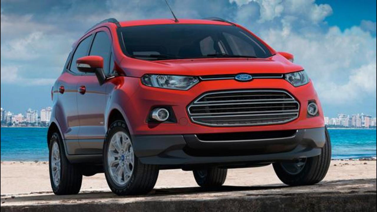 [Copertina] - Nuova Ford EcoSport