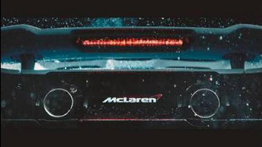 McLaren 675LT, il rombo del motore in un video