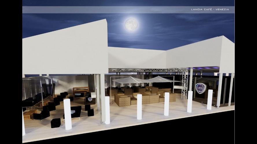 La lancia di Lancia alla Mostra d'Arte Cinematografica di Venezia