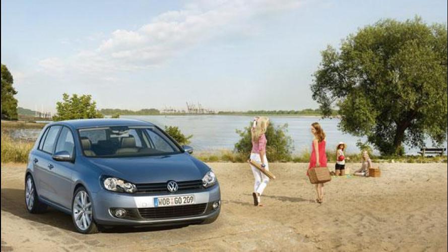 Nuova Volkswagen Golf, un'attesa fatta di sconti