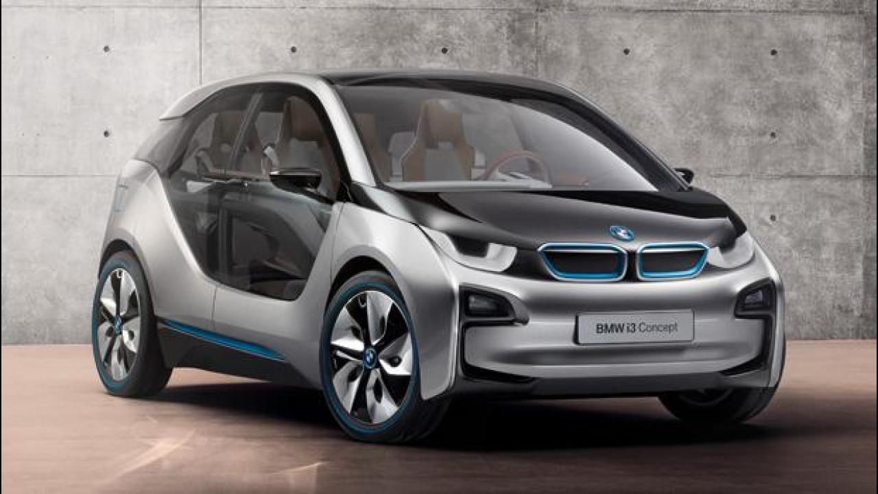 [Copertina] - BMW i3 Concept, di serie al 90%