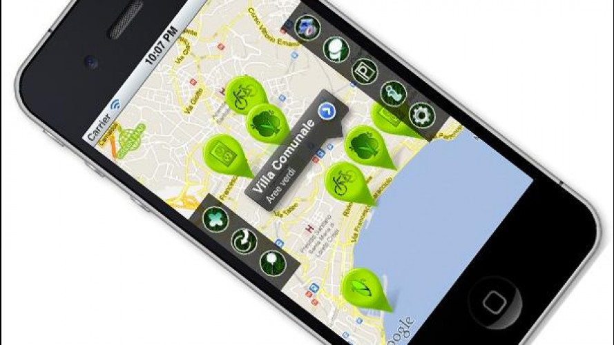 "Renault premia l'app ""Green City"""