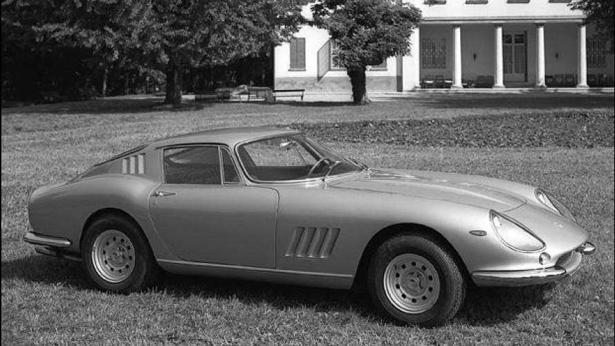 [Copertina] - In restauro la Ferrari 275 GTB4 di Steve McQueen