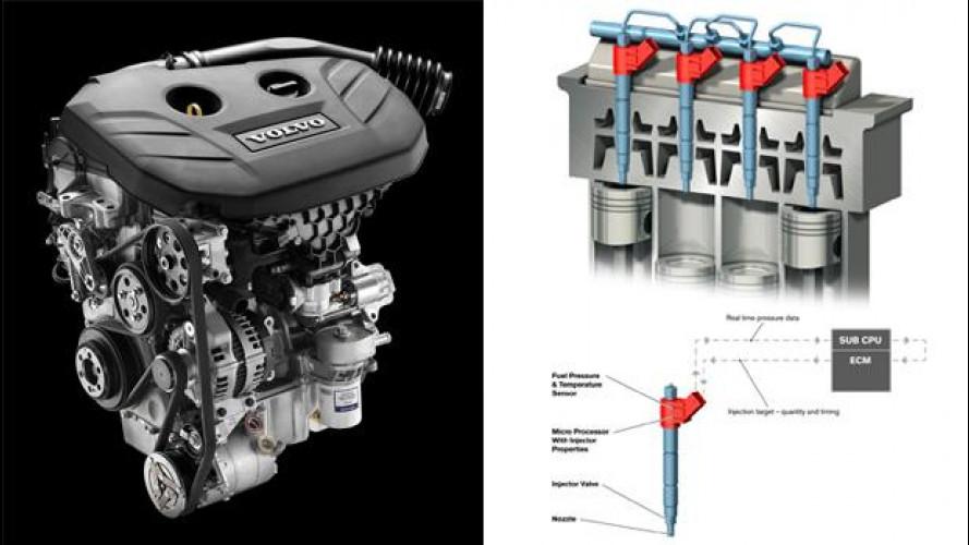 """Il primo motore turbodiesel al mondo """"intelligente"""" è Volvo"""