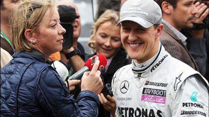 Schumacher, ecco come sta. Ultimi aggiornamenti