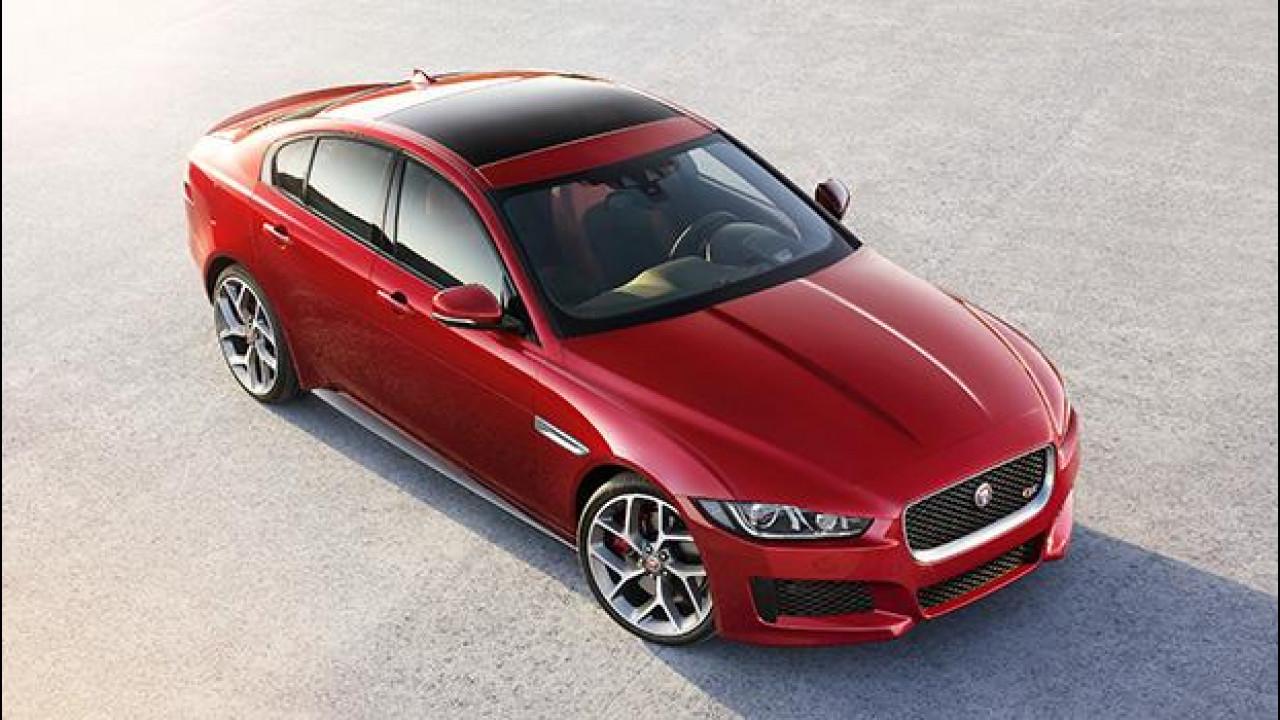[Copertina] - Jaguar XE, il lusso dell'alluminio