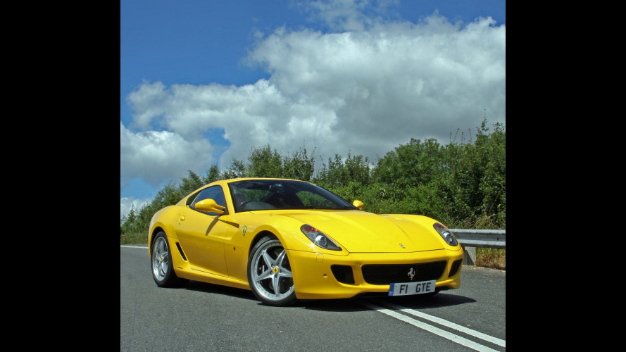 Ferrari 599 GTB Fiorano kit HGTE