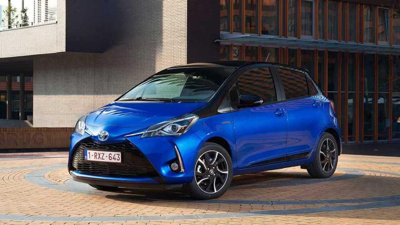 Híbridos: Toyota Yaris