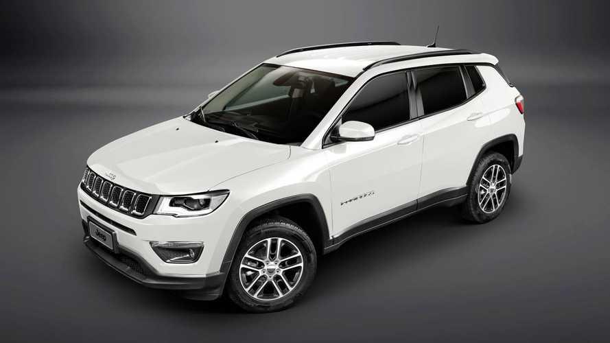 SUVs mais vendidos em 2018: Jeep Compass e Toyota SW4 soberanos