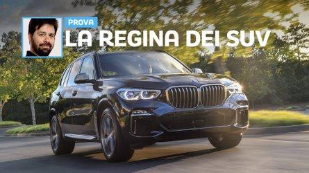 Nuova BMW X5, un colpo di classe