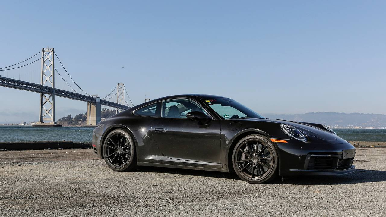 2020 Porsche 911 Carrera S Ride Along A Sneak Peek At An La Bound Treat