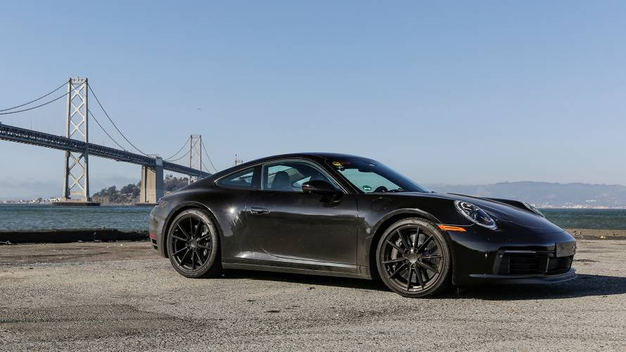 2020 Porsche 911 Carrera S Ride Along