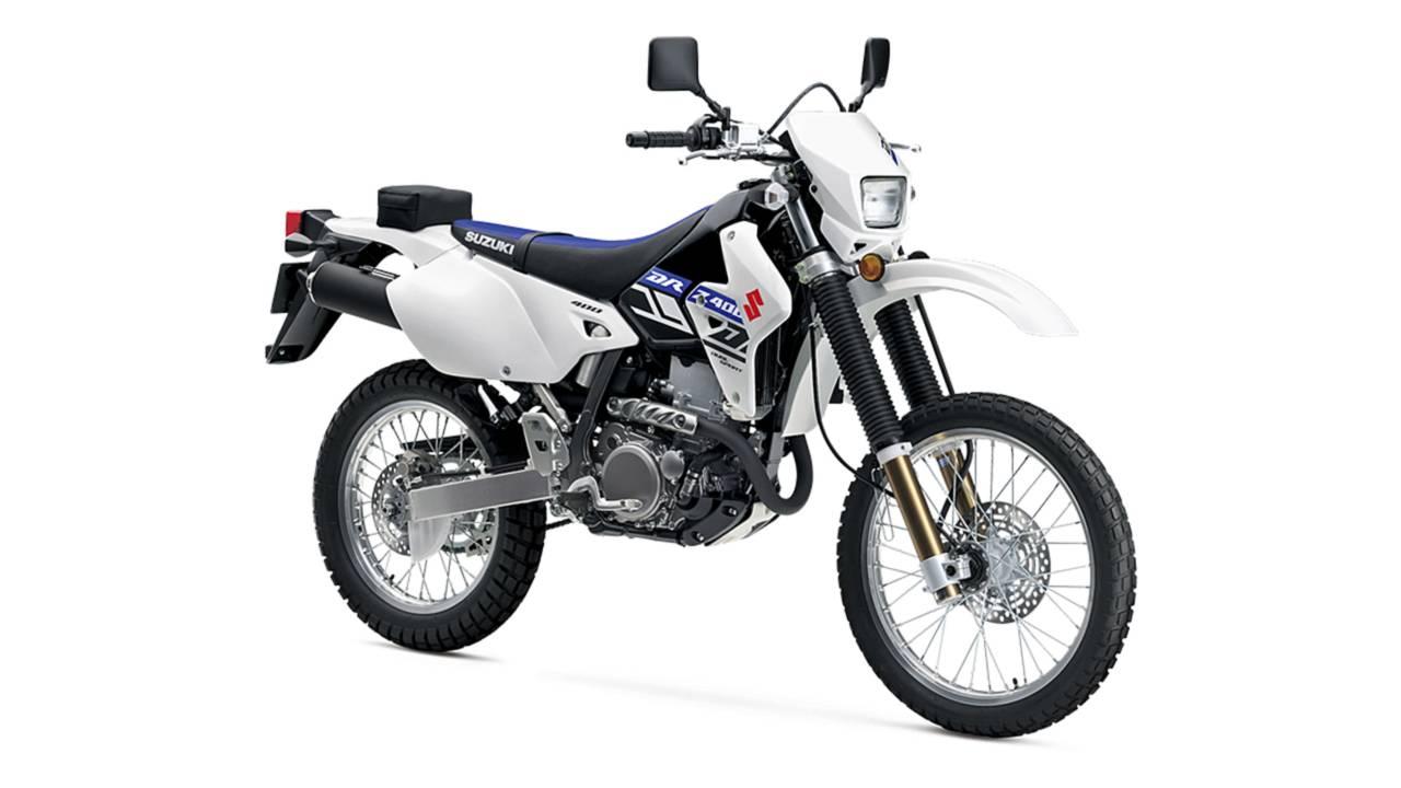 Recall on Suzuki DR-Z400S