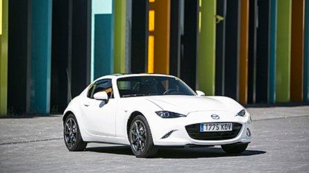 Mazda MX-5 RF 2018, un coupé para disfrutar a diario