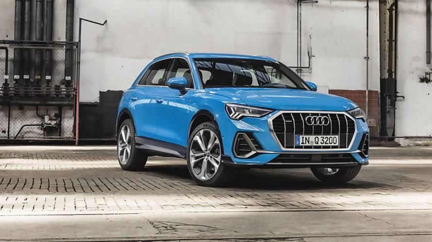 2019 Audi Q3 atletik bir görünüm ve daha fazla teknoloji ile geldi