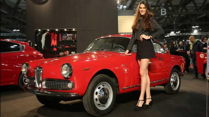 Milano AutoClassica, il meglio dell'edizione 2017