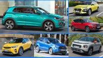 Kleine SUVs 2020/2021 für die City, vom Ford Ecosport bis zum Peugeot 2008