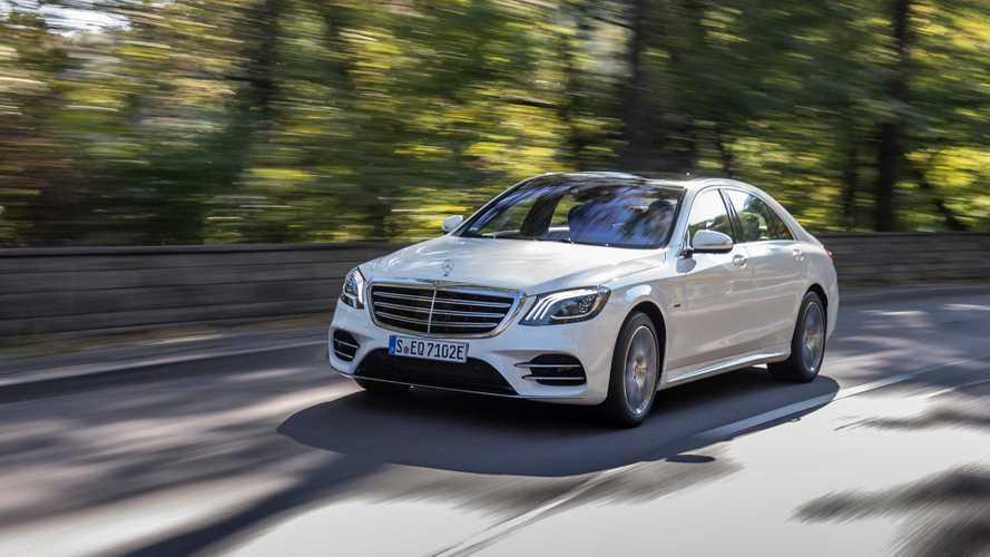 Mercedes S 560 e: Plug-in-Oberklasse startet
