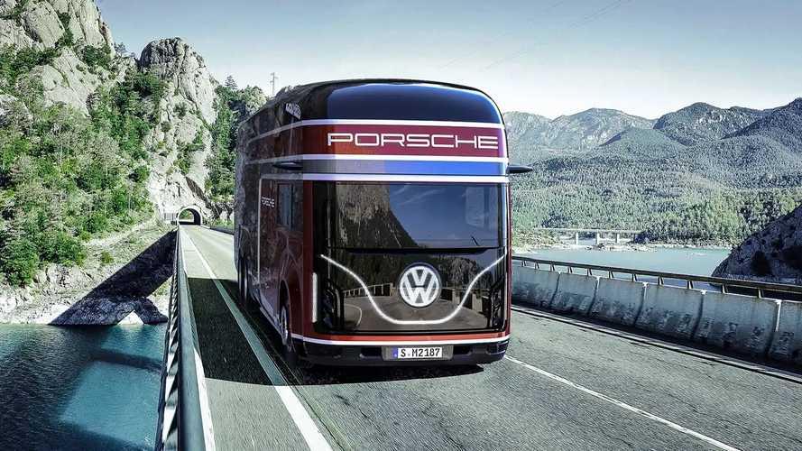 Volkswagen Renntransporter konsepti