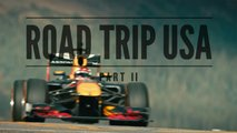 Max Verstappen Drives Through America