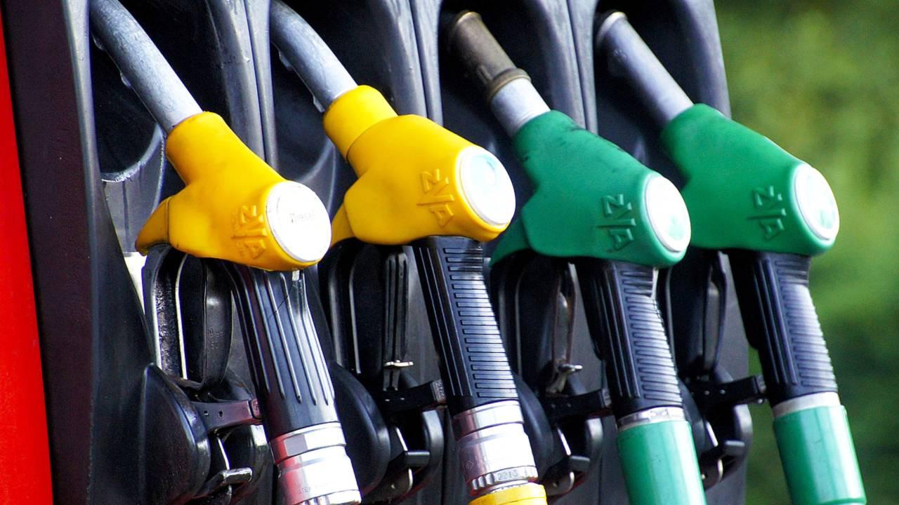 Pompa benzina e diesel