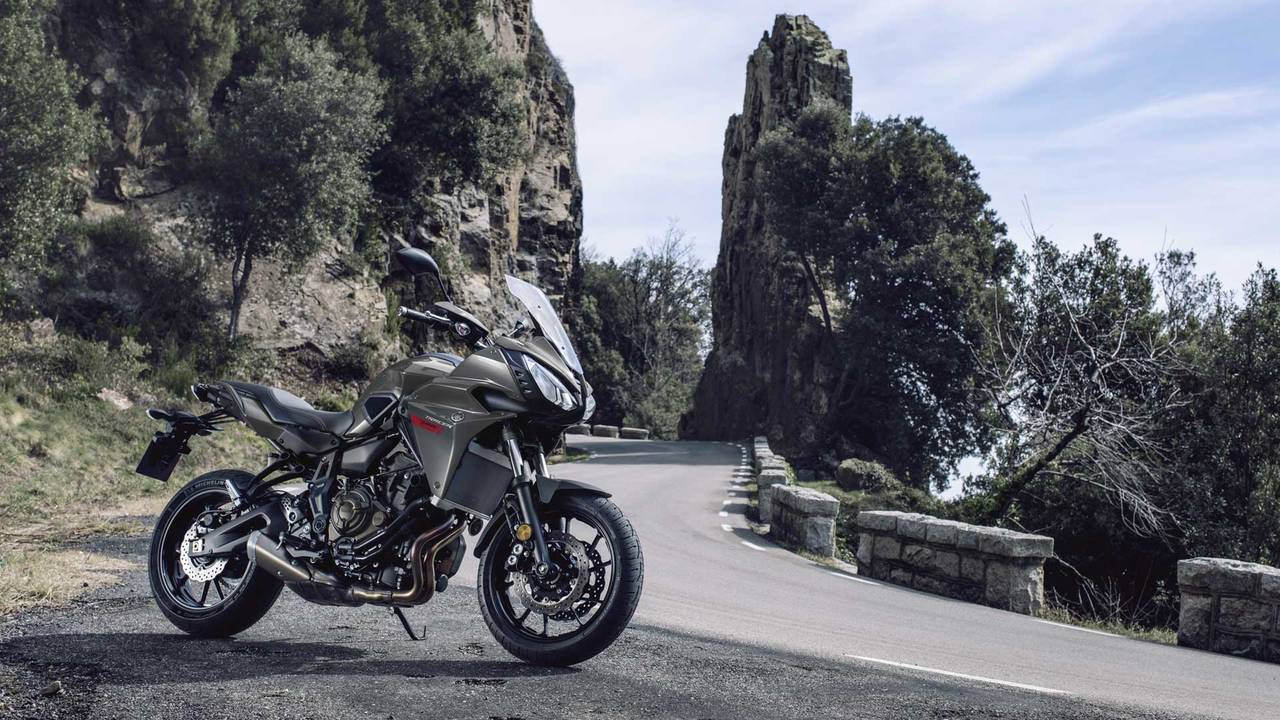 2019 Yamaha Tracer 700 GT