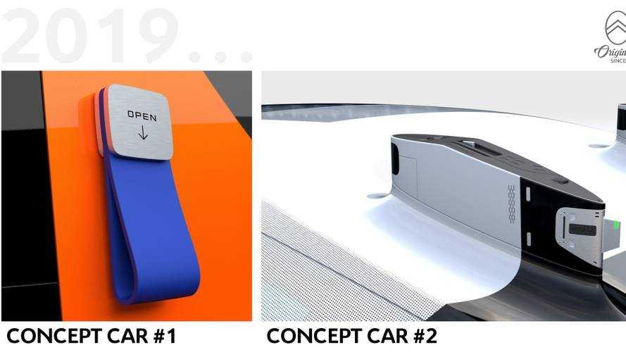 Citroën annonce deux concept-cars pour son centenaire