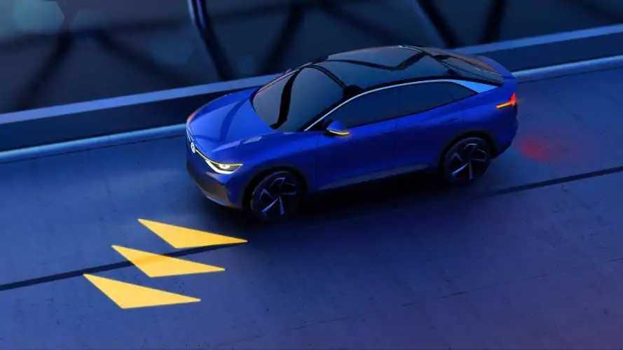 Kommunikatívabb fényszórókat alkalmazna a Volkswagen a jövőben