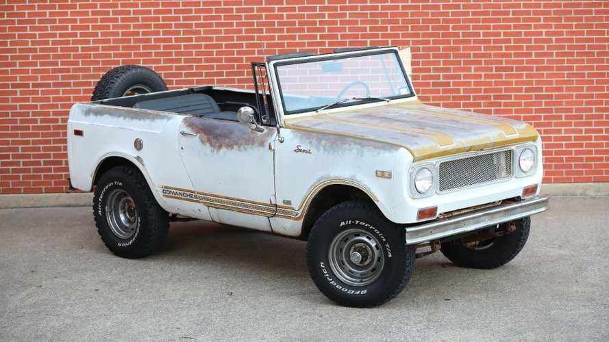 1971 International Harvester Scout Comanche