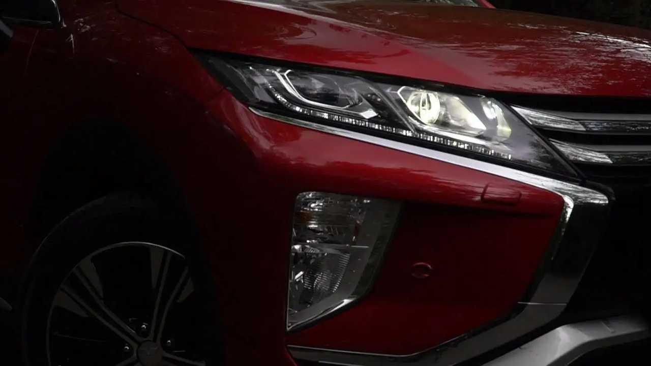 2018 Mitsubishi Eclipse Cross Instyle 4WD CVT