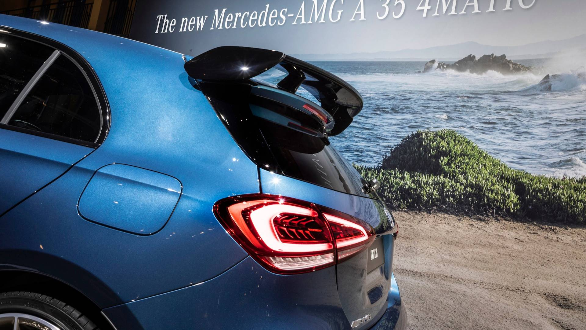 2019 Mercedes-AMG A35 4Matic Goes Official With 302 Horsepower