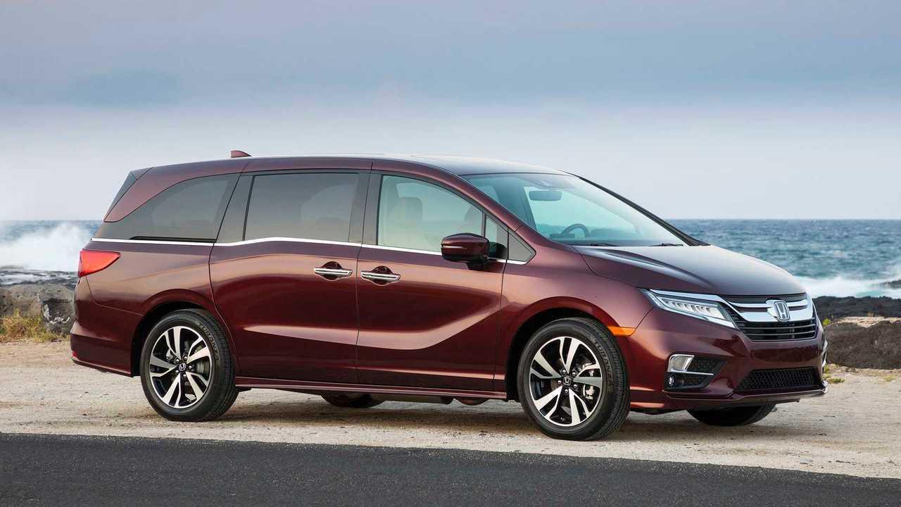 4. Honda Odyssey: 1.8 Percent